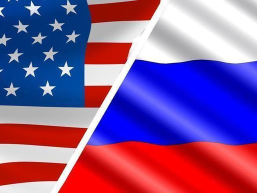 🇷🇺⚡🇺🇲 Relations between Russia and the United States