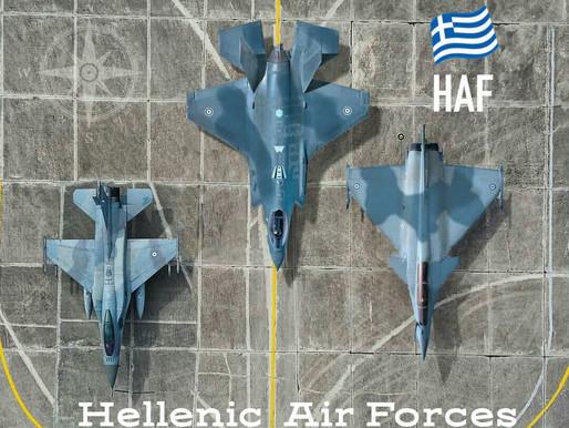 ❌🇬🇷❌Greek Hellenic Air Force getting a huge upgrade