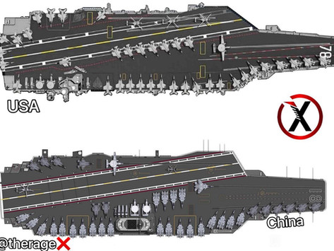 China's Super Carrier - REVEALED (Pics)