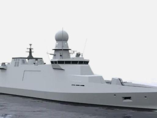 New European Corvette Ship  (EPC)