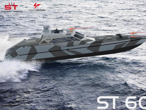 Egypt is in talks with Greek company Aegian Projects to purchase SuperTermoli ST-60 speedboats