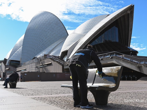Sydney extends Covid-19 lockdown to entire city
