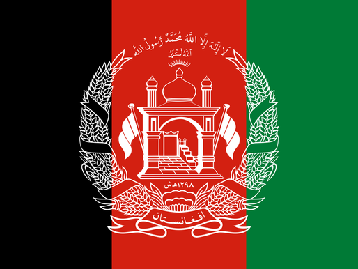 🇦🇫 Afghanistan territory control