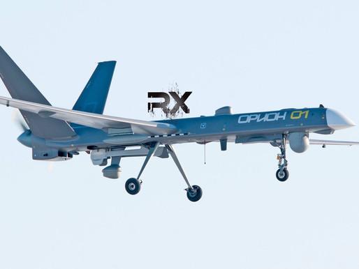 Russian Kronstadt Group details Orion-E UAV
