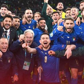 Italy wins EuroCup against England