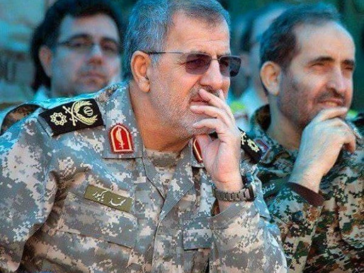 """Commander of the Ground Forces of the IRGC: Geopolitical changes in our region - """"red line""""."""