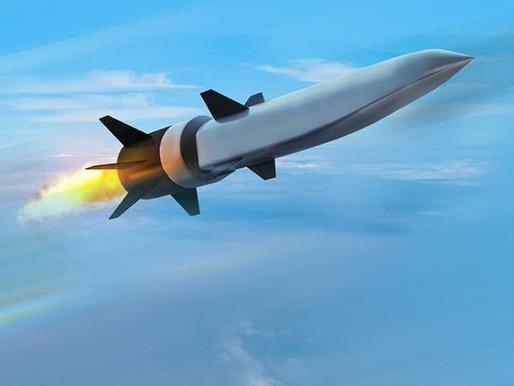 U.S. successfully flight tests Raytheon hypersonic weapon - Pentagon