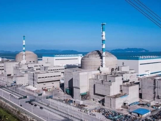 """China shuts down NUCLEAR reactor after """"fuel damage"""""""