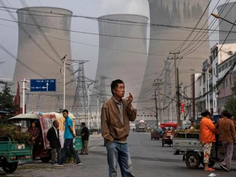 China POWER CRUNCH threatens global supply chain CRISIS
