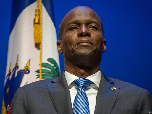 The president of Haiti was assassinated (Pic)