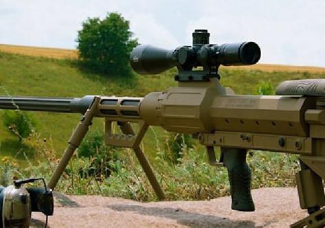 🇺🇦Ukraine announced the adoption of the Alligator rifle