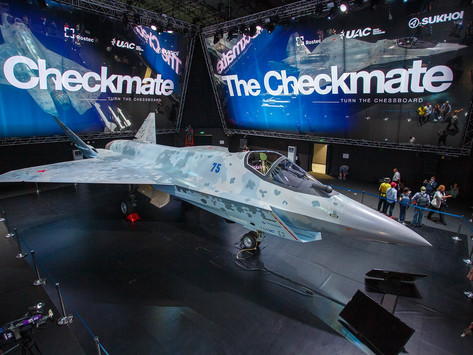 The Checkmate SU-75 revealed full specs and information (photos/Video)