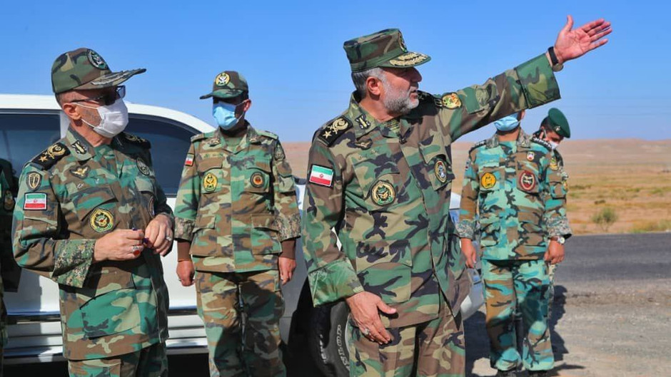 """Iran's """"Conquerors of Khyber"""" military exercises in )Pictures and Video)"""