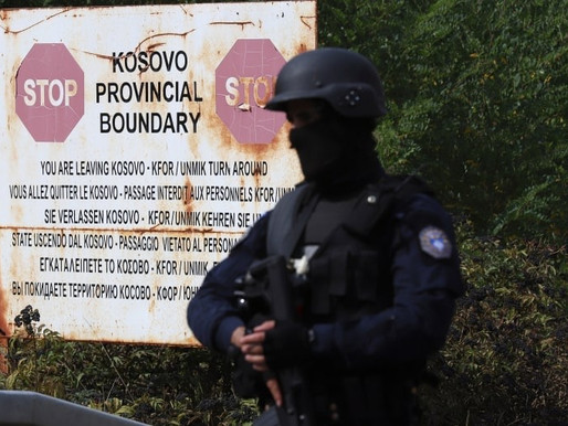 De-Escalating Tensions?! Kosovo & Serbia Reach Border Agreement