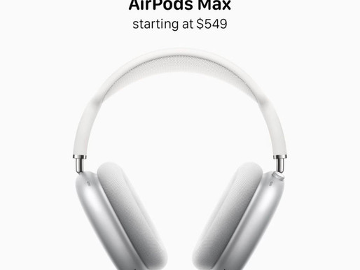 Introducing APPLE AirPods Max