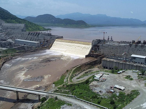 Battle for Water & Energy: Ethiopia begins filling disputed NILE DAM