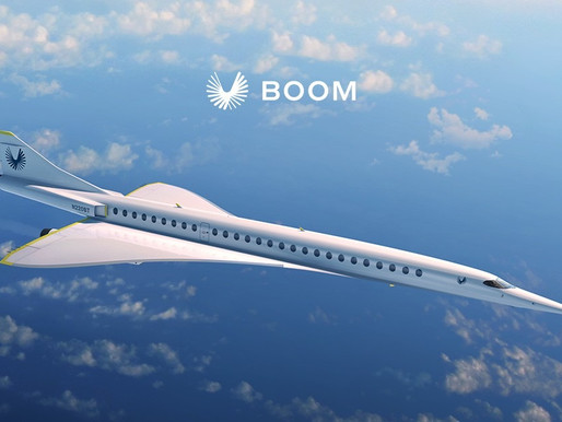 United Airlines will buy 15 ultrafast airplanes from start-up Boom Supersonic