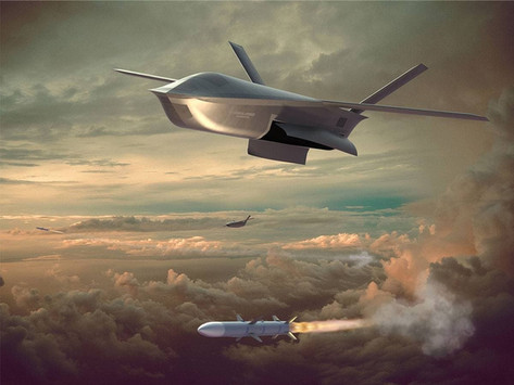 New LongShot strike UAV from General Atomics