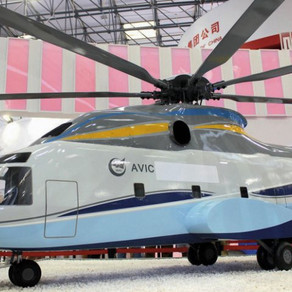 China plans  to release over 200 AHL helicopters by 2040
