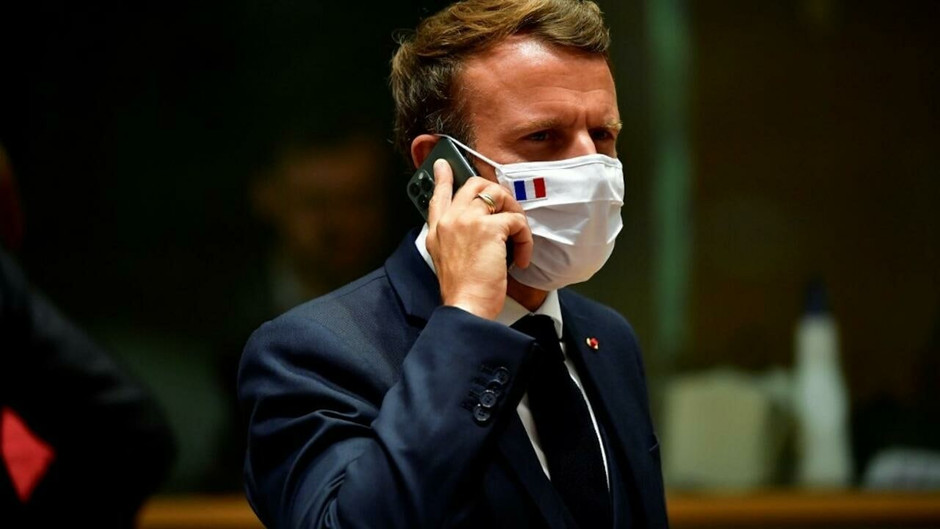 President Macron's phone TARGETED by Morocco using Israel's Pegasus spyware
