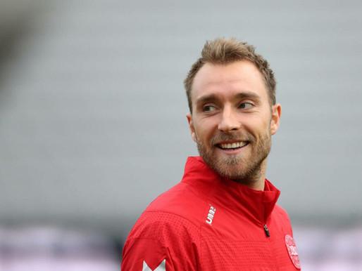 🚨 Denmark release encouraging new Christian Eriksen update