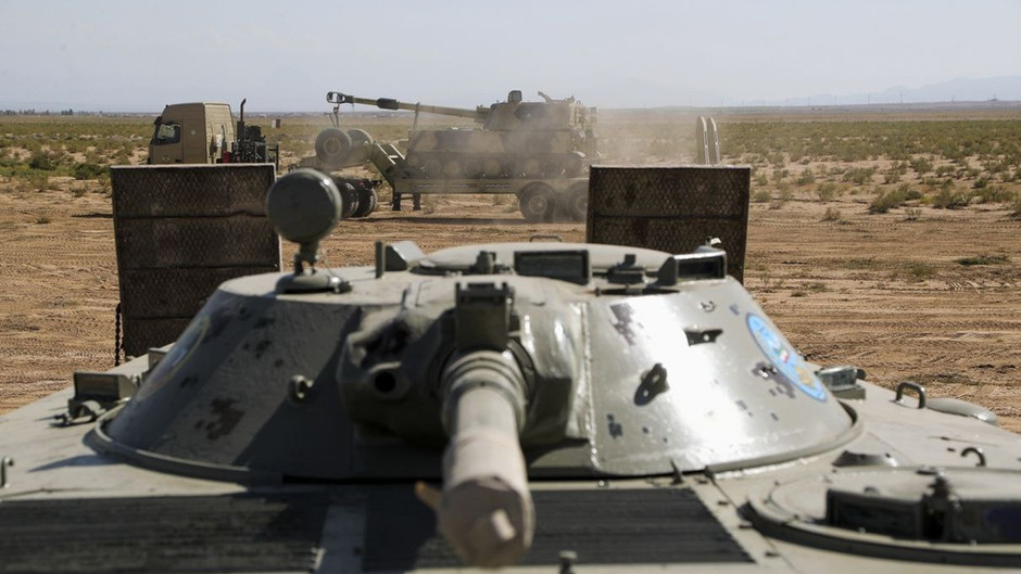 "Iran says war with Israel ""has already BEGUN"" while tensions with Azerbaijan"