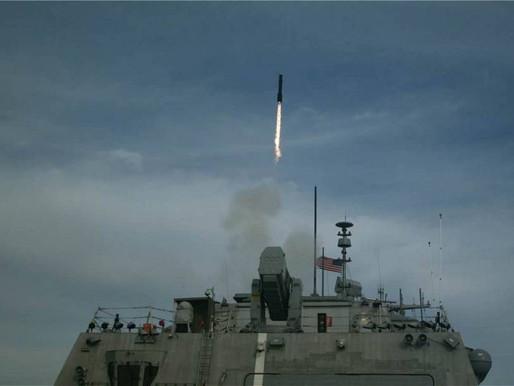 🇺🇸 SSMM launchers deployment on American coastal zone ships