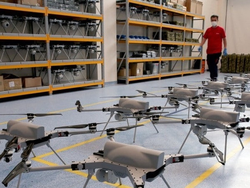 Autonomous drone attacked soldiers in Libya all on its own