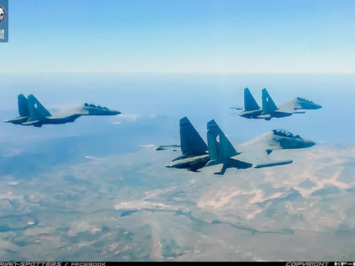 Algeria has closed airspace for French military aircraft.