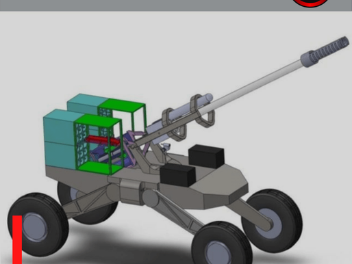 British Unmanned self-propelled guns