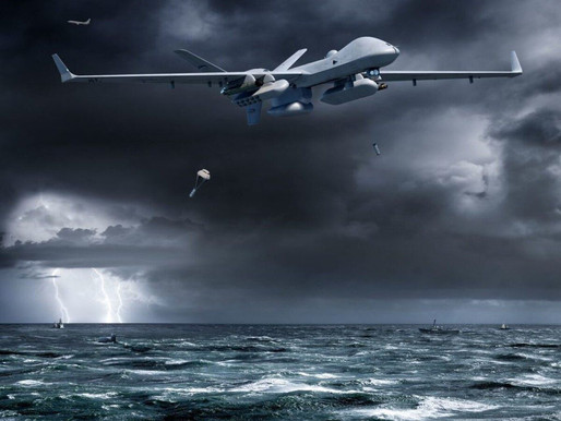 USA UAV MQ-9A upgraded for Submarines Search