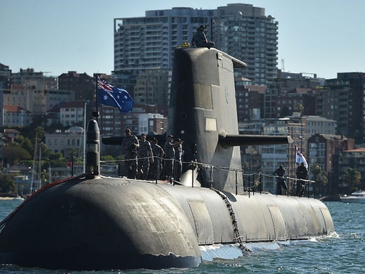 Going NUCLEAR: Australia set to SCRAP $90bn program to build French subs
