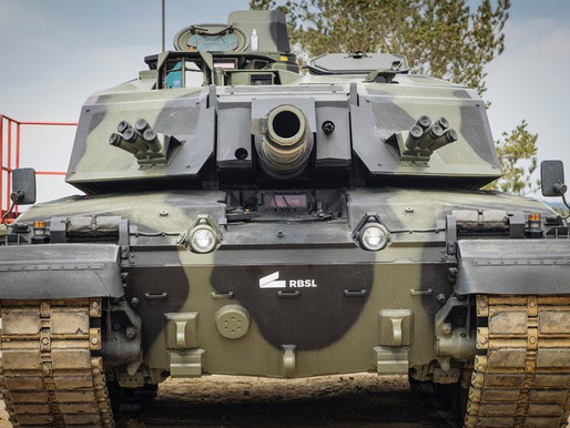 Challenger 3 - the British Army's new main battle tank is coming