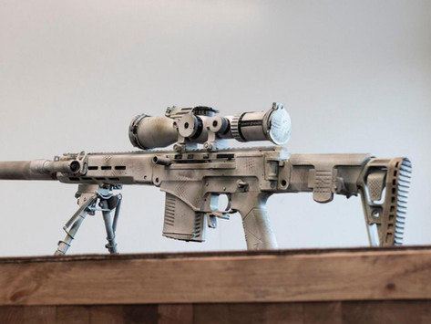 "🇷🇺Russia: ""Kalashnikov"" finalized the Chuvakin sniper rifle"