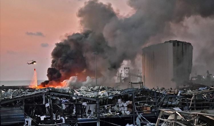 Beirut 2020 BLAST: Chemicals involved just a FRACTION of original shipment – FBI probe (Report)