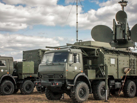 """Saudi Arabia plans to conclude a contract for the supply of Russian electronic warfare """"Krasukha-4"""""""