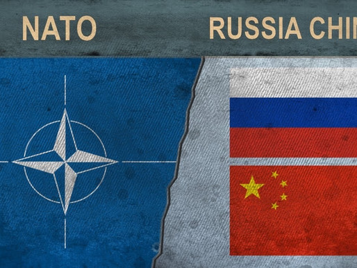 """NATO Warning Levels: Russia """"ACUTE THREAT"""" & China 'SECURITY CHALLENGE'"""