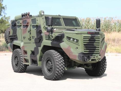 Turkey will supply Kenya 118 Hizir armored vehicles