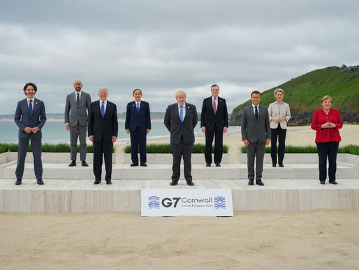 🇬🇧🇺🇲🇩🇪🇯🇵🇨🇦🇮🇹🇫🇷🦠 A G7 draft statement showed China should be transparent about Covid