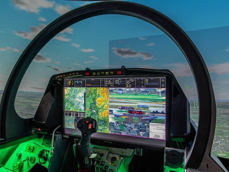 British typhoons choose large monitors