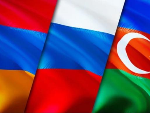 Pashinyan, Aliyev and Putin sign agreement to end Karabakh War