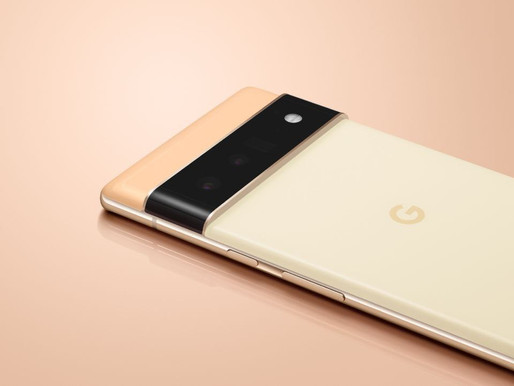 Be the first to know Google Pixel 6