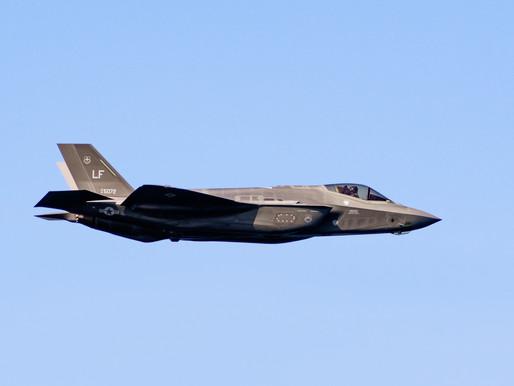Biden administration suspends F-35 sale to UAE