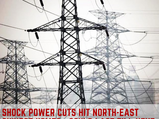 Shock POWER CUTS hit north-east Chinese homes - could last till NEXT SPRING!