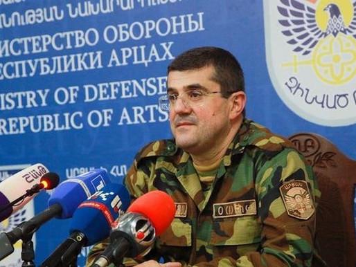 President of Artsakh, talks about POWs
