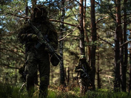 NATO's Dragon-21 Military exercises
