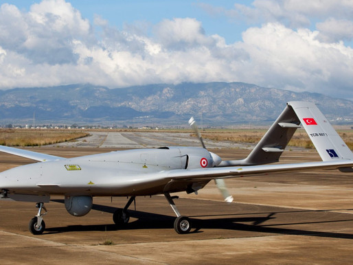 Bayraktar TB2 is a medium altitude and long-range