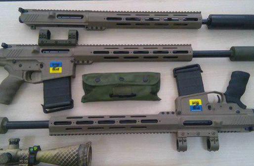 "🇺🇦Zbroyar Z-10 20 ""rifle based on AR-10 platform with 308Win Direct -Ukraine"