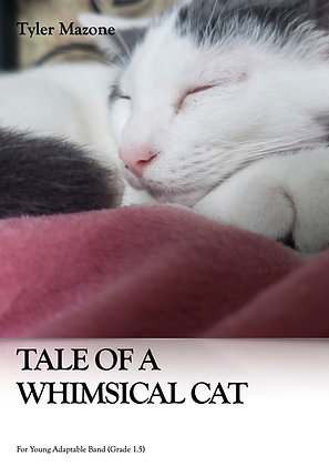 Tale of A Whimsical Cat (ADAPTABLE)