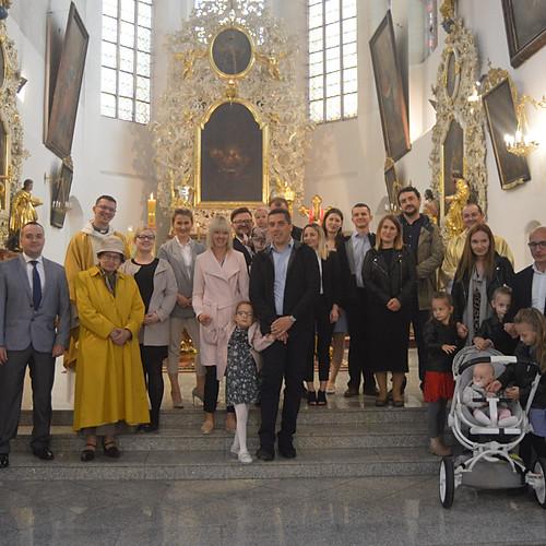Przyjęcie Salezjanów Współpracowników